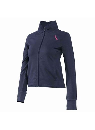 Hummel Kadın Zip Ceket Fubia 921134-7429 Mavi